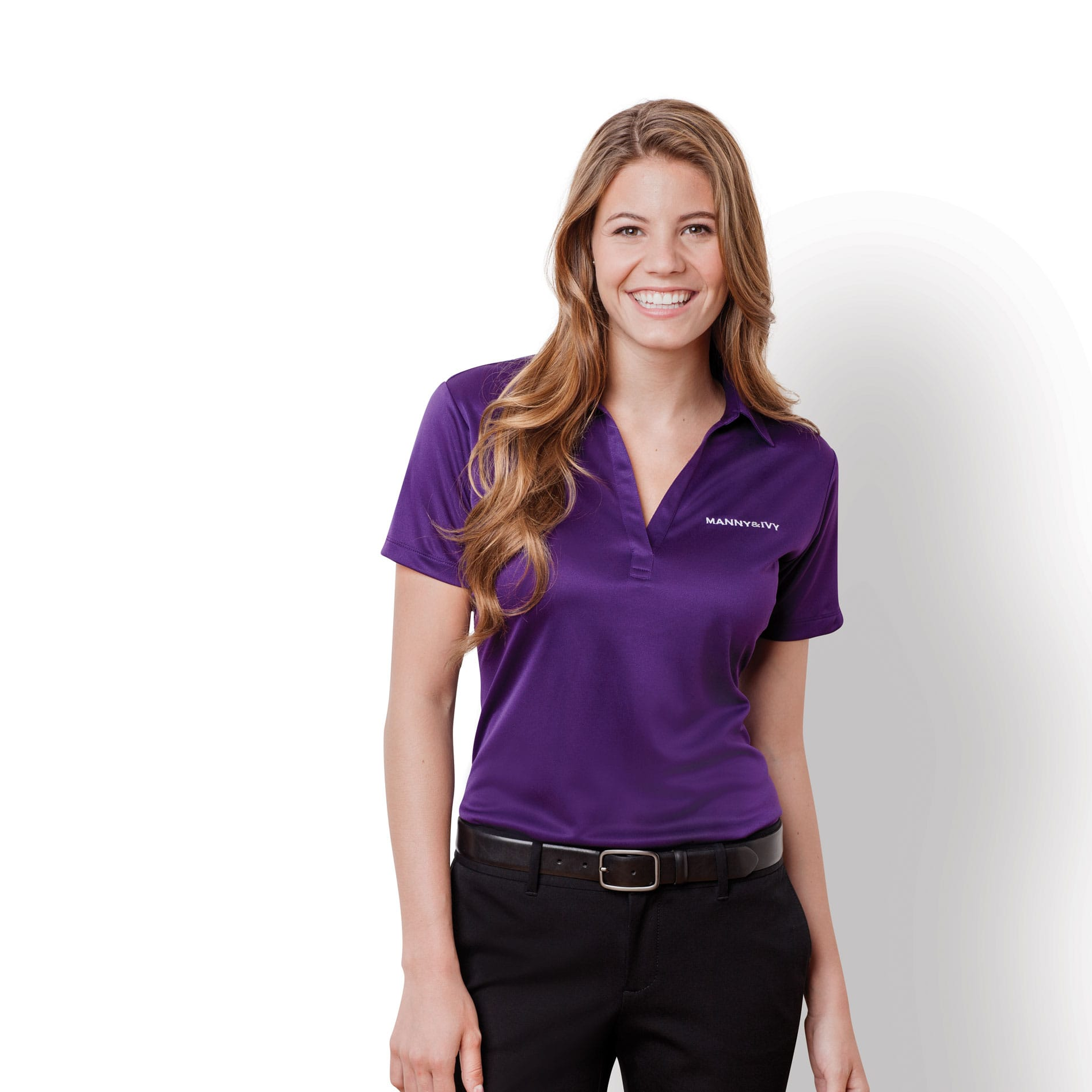 49f5c31dbb2f1 Ladies Sports Polo Silk Touch™ Port Authority® L540 – Cherie4art ...