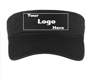 visor black full front