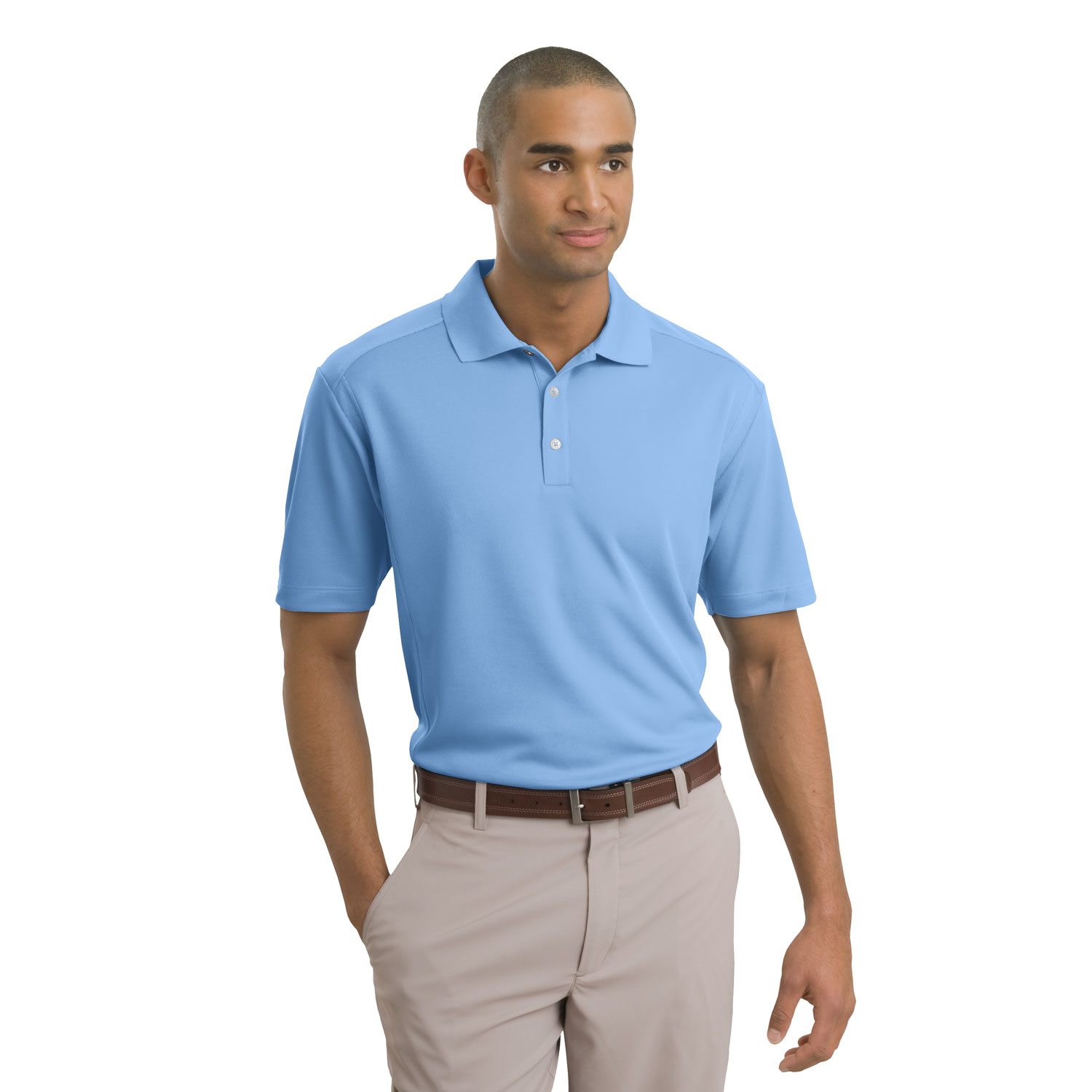Classic Polo Nike Golf Men Dri Fit Cherie4art Commercial Embroidery