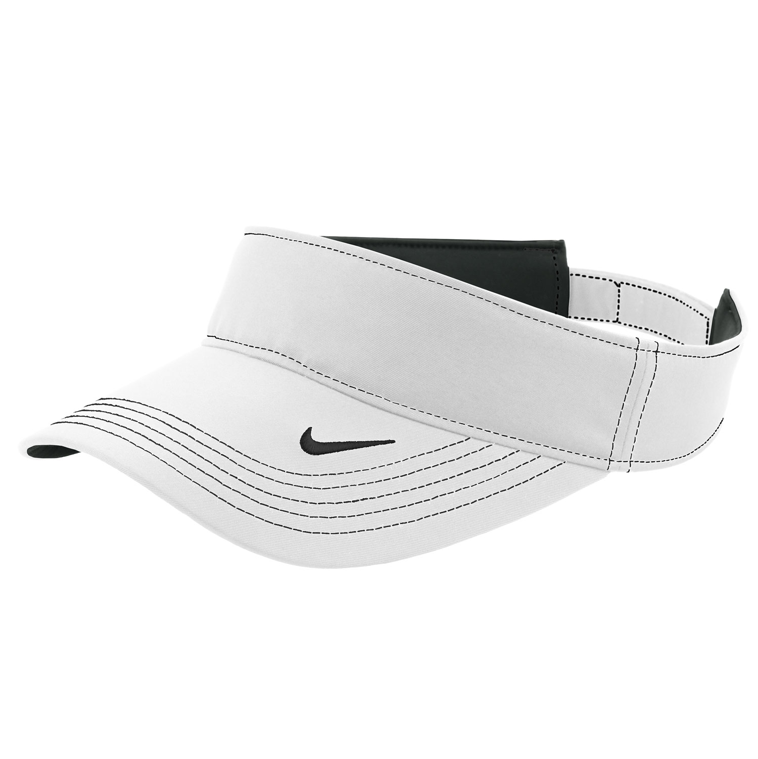 036ad81ddde Nike Golf - Dri-FIT Swoosh Visor – Cherie4art Commercial Embroidery