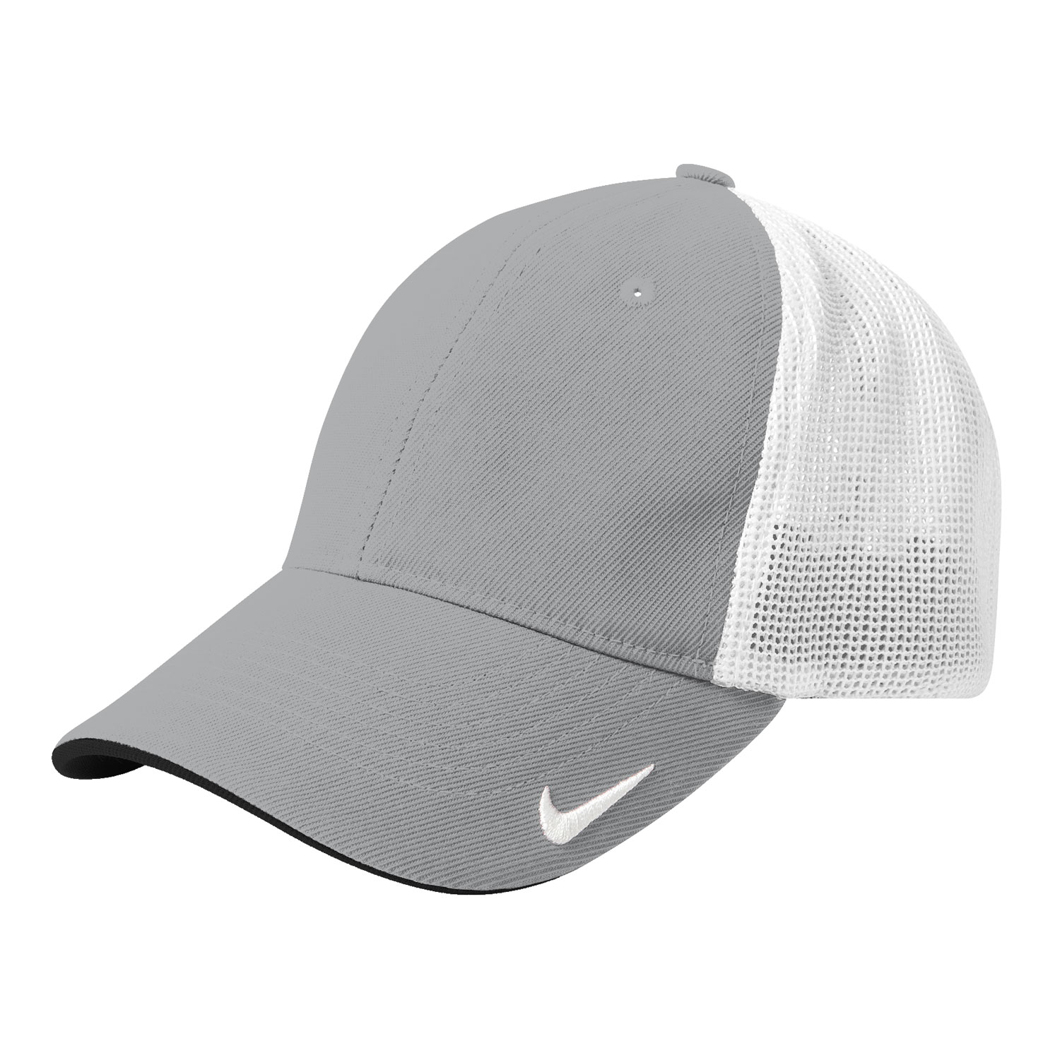 nike golf mesh back cap cherie4art commercial embroidery