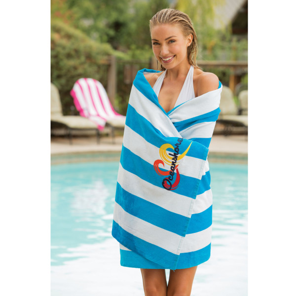 Beach Towel Monogram