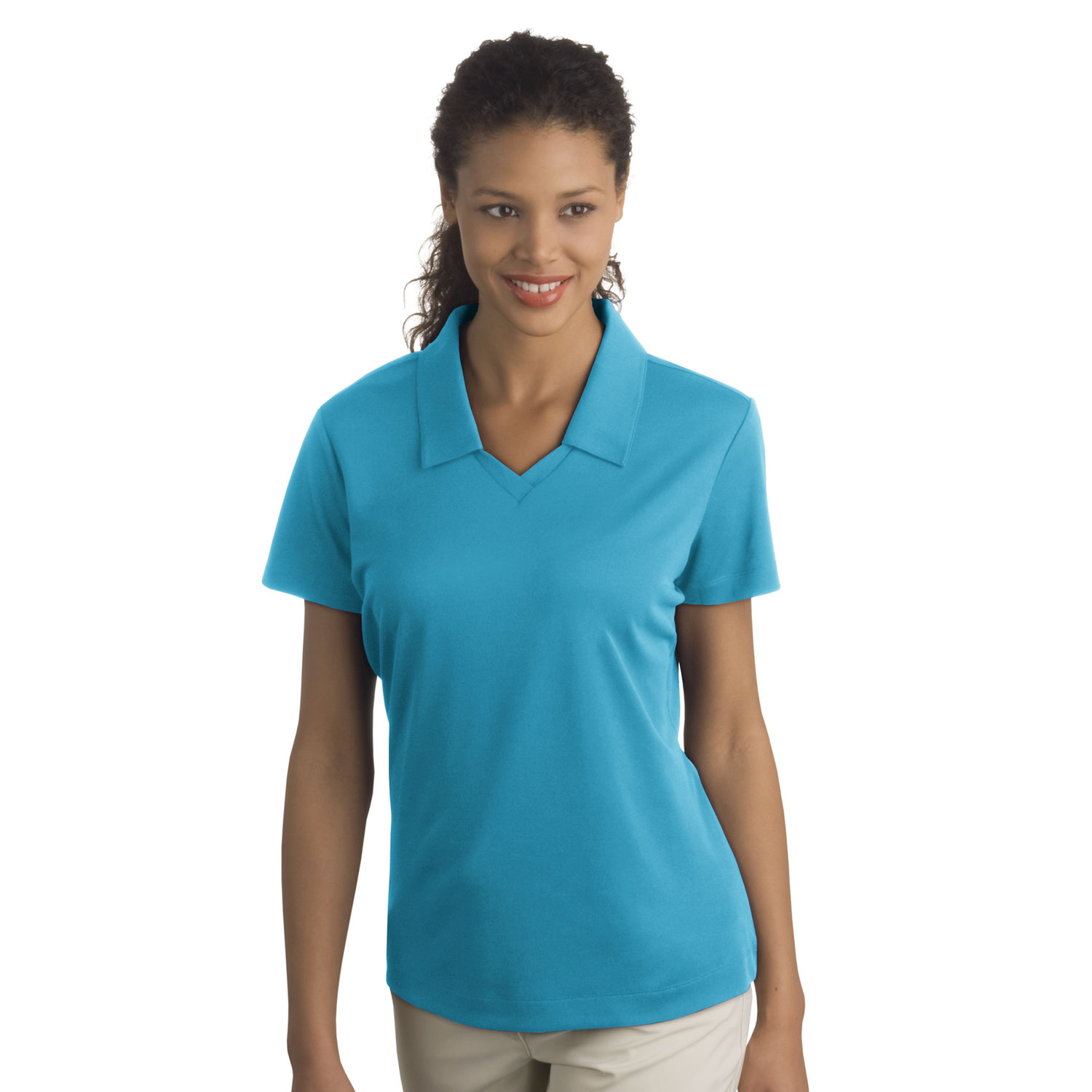 5a9368b9 Dri-FIT Micro Pique Polo Nike Golf- Ladies – Cherie4art Commercial ...