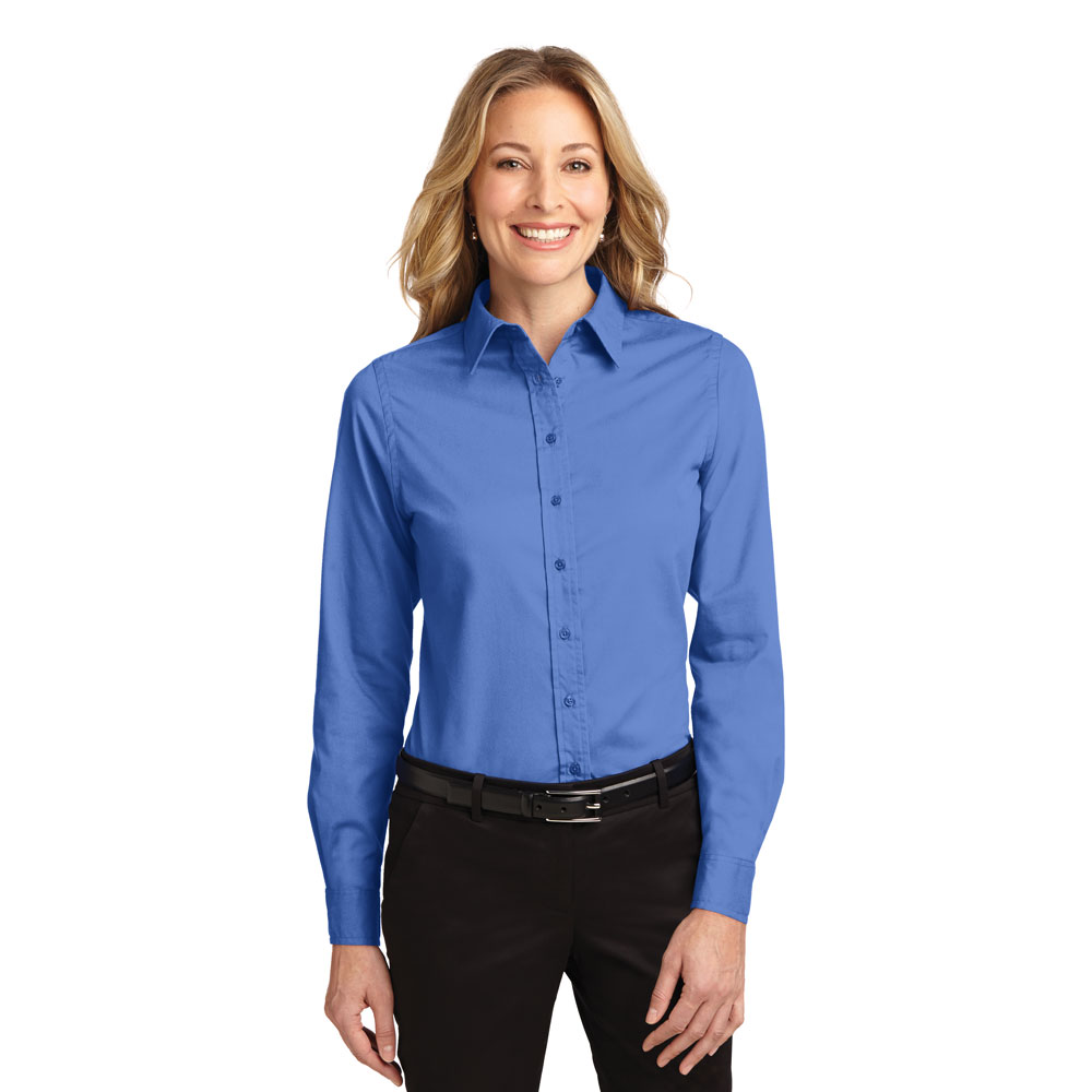 huge range of great varieties reputation first Button Down Dress Shirt Long Sleeve Shirt women's