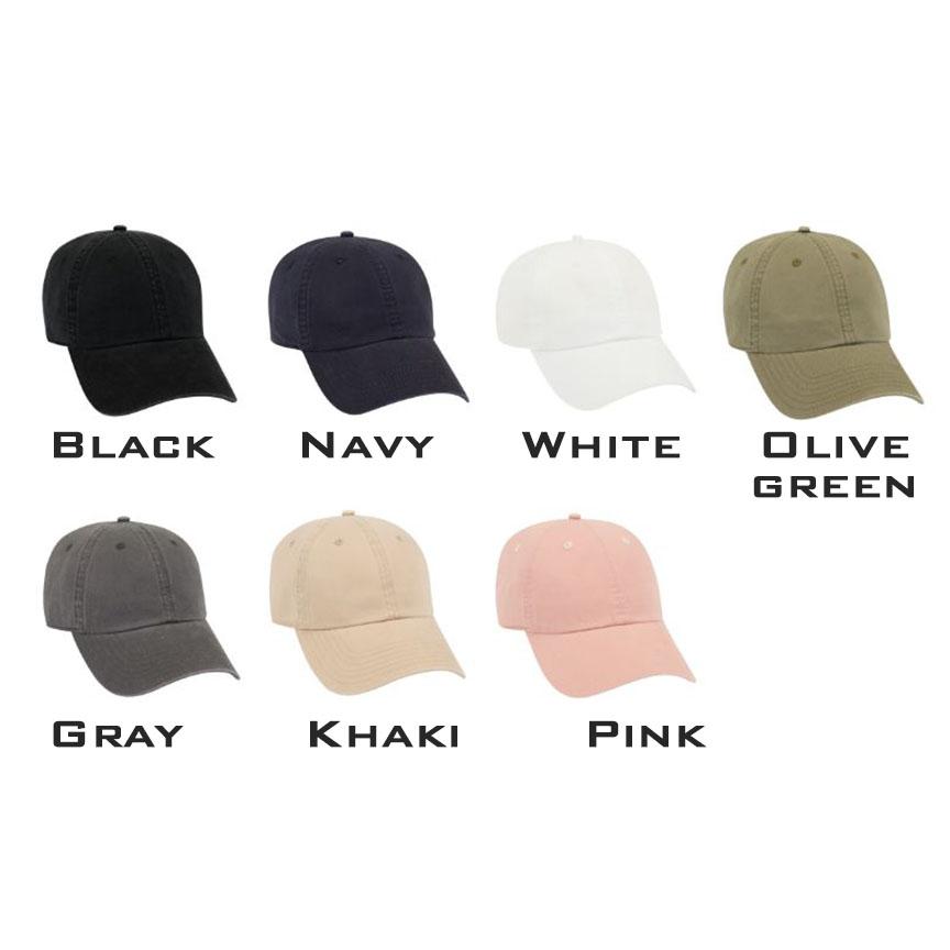 dad hat colors