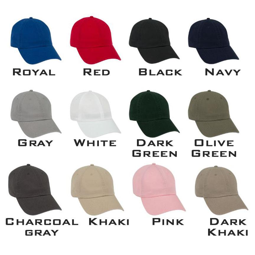 Custom Dad Hats