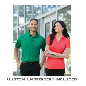 uniform polo comfort wick