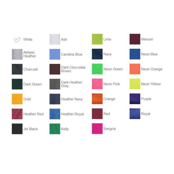 PC78 Sweatshirt colors