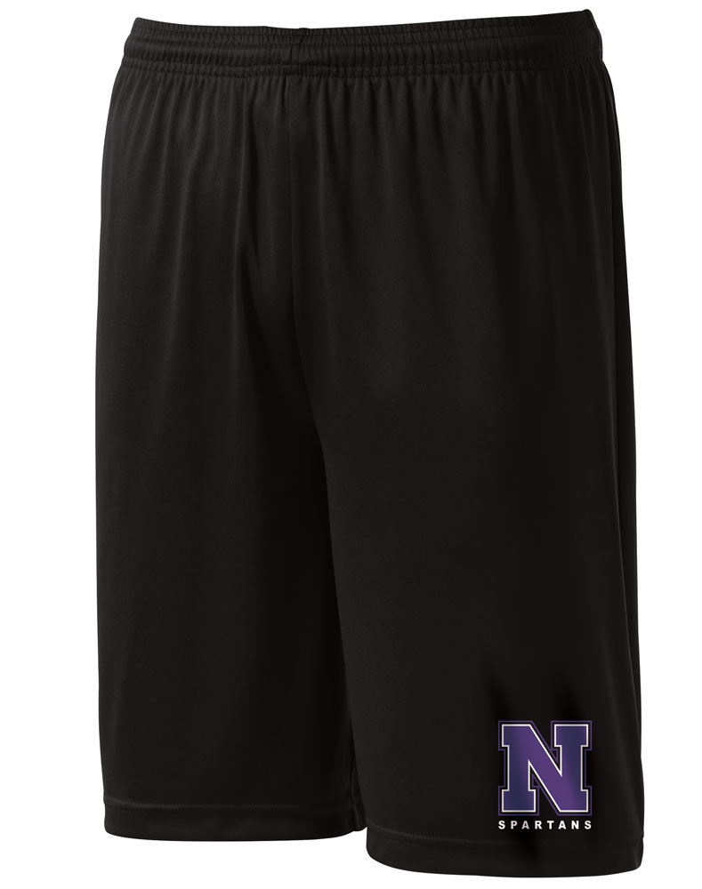 basketball competitor shorts