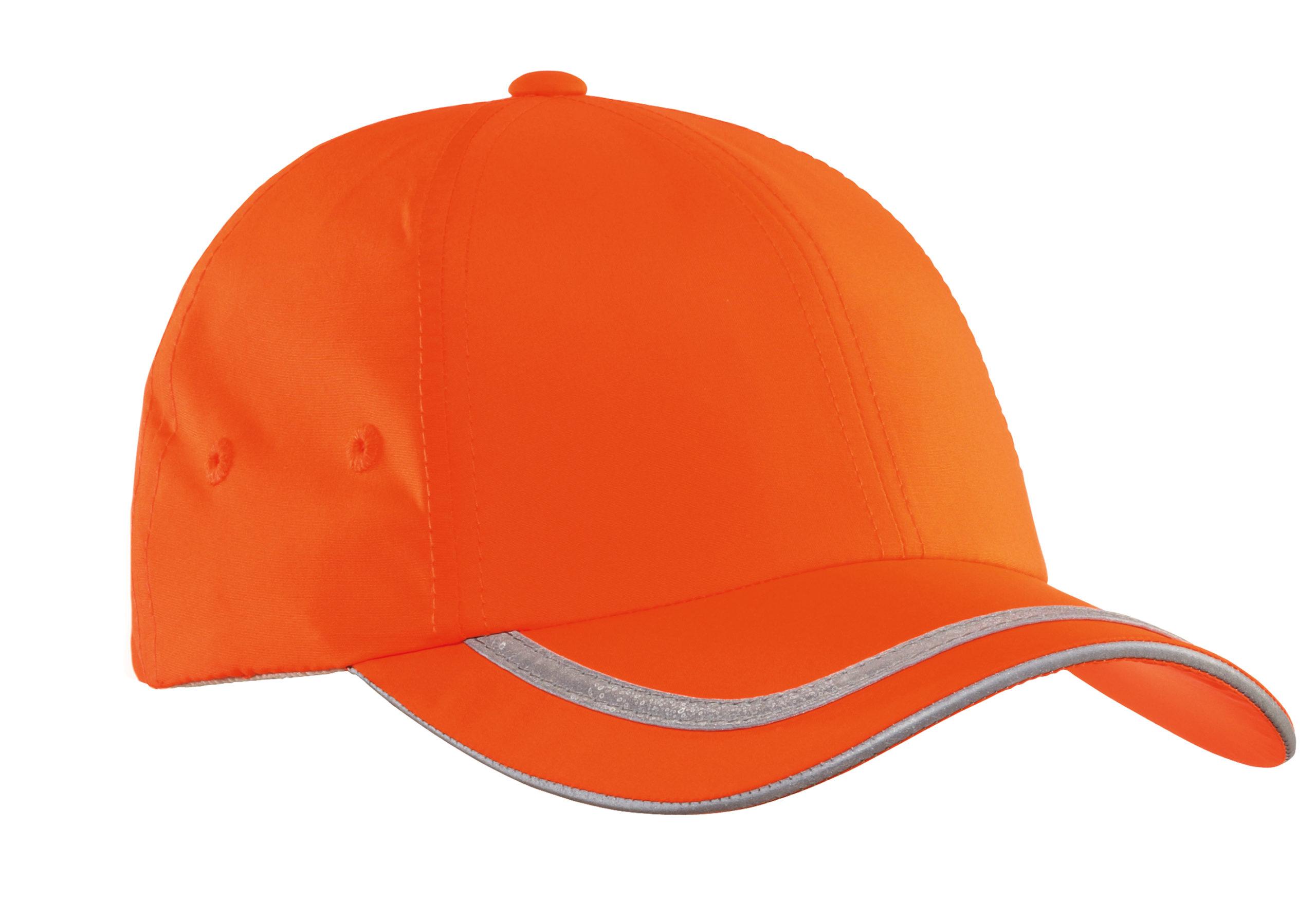 safety hat orange