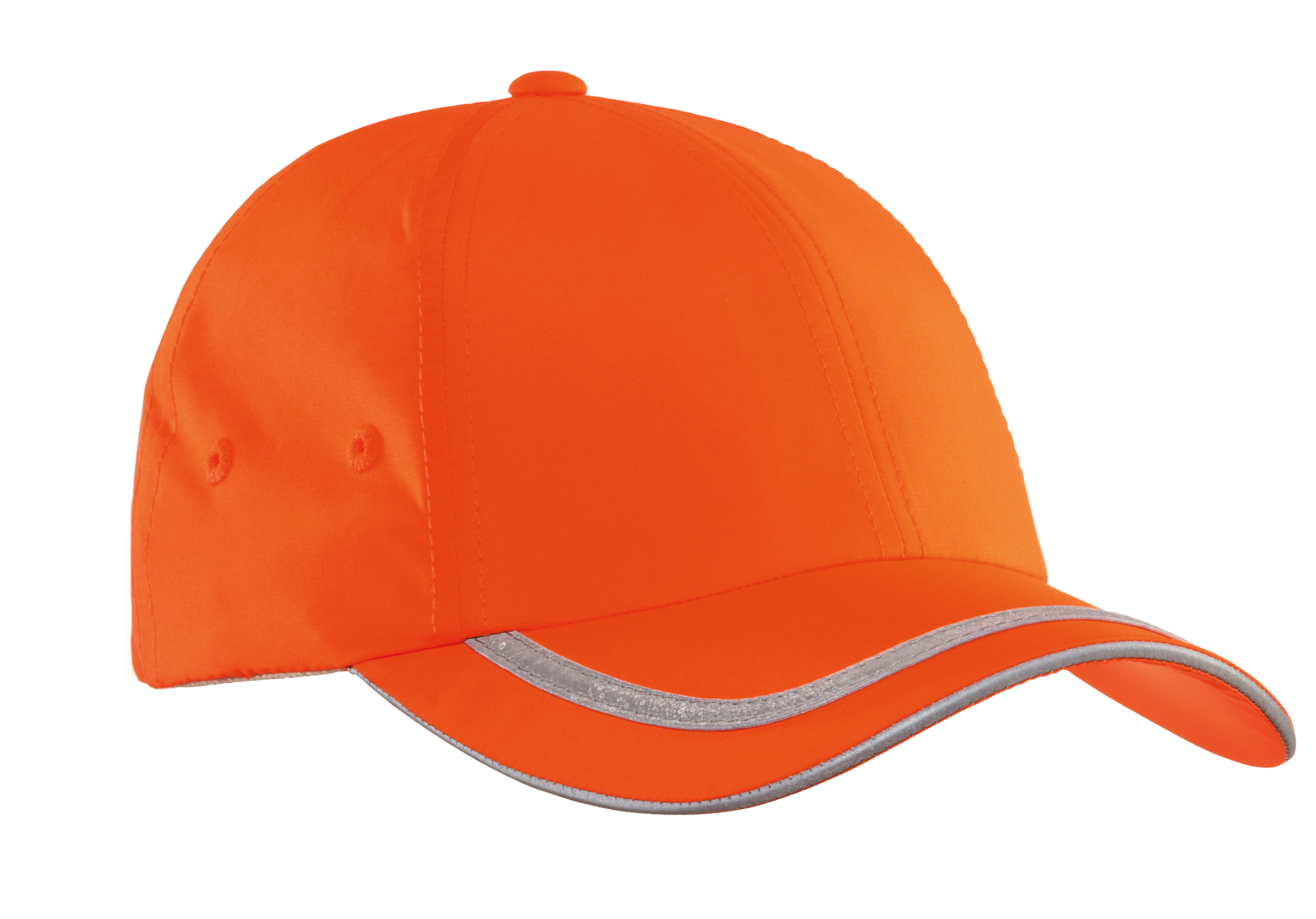 safety hat orange