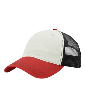 0aadfe34629db Garment Washed Trucker Cap Richardson 111 Cherie4art Commercial ...
