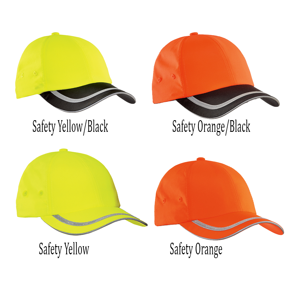Safety caps colors